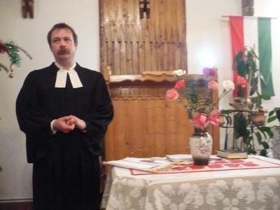 Orbán László evangélikus lkp, Kolozsvár