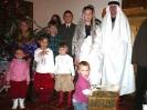 A 2008-as esztendő képei :: Ünneplő gyerekek Szenteste (dec.24.)