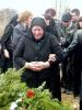 Özv. Gáspár Erzsébet férje temetésén (Márc. 15.)