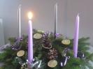 Meggyulladt az első gyertya... (November 27. Advent első vasárnapja)