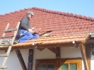 Új tetőre új cserép...