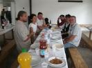 Az ünnepi ebédre készülve