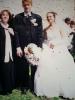 Életképek sora a korábbi évekből :: Jakab Pali István-Pál és Ibike esküvőjén (2004)