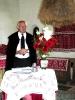 Dobri András lelkipásztor Igét hirdet (2009)