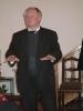 Ferencz László lkp.-esperes, unokatestvér, a találkozó főszervezője