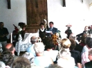 Elso Sholtens holland vendég köszönti a helyi gyülekezetet