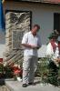 Balázs Jancsi az RMDSZ kultúrfelelőse köszöntőt mondott