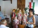 Fogadtatás az imateremben