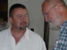A csoport főszervezője, István (Pege) és Czencz József