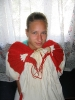 Sziszi és az eredeti varrott ing