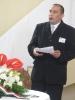 Pusztadaróc lelkipásztora, Szarmári Elemér szavalt