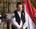 A találkozó egyik főszervezője: Gál István (Pege)