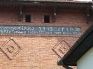 1948-ban épült csűr (Jakab Ferkő János és testvére, Pista tulajdona)