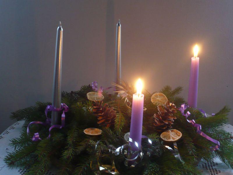 Advent második vasárnapján