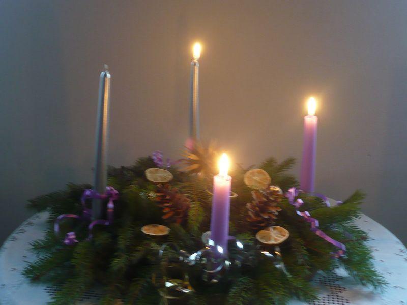 Advent harmadik vasárnapján