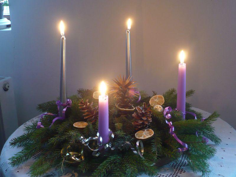 Advent negyedik vasárnapján