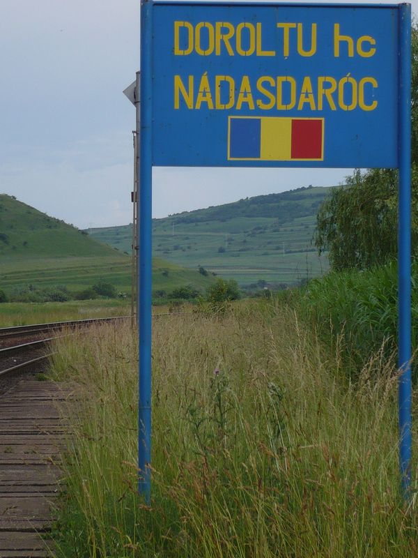A nádasdaróci vasúti megállóhely