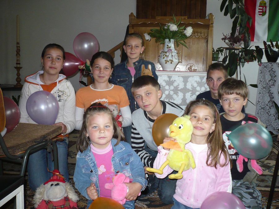 Gyermeknapi társaság