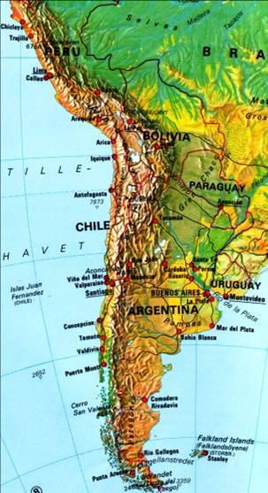 Képek Chiléről