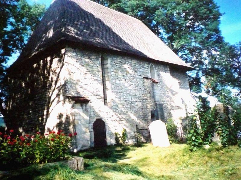 Nádasdaróc ősi temploma